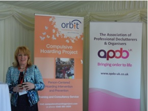Heather Matuozzo (Clouds End CIC) - Head of apdo-uk's Hoarding Advisory Team