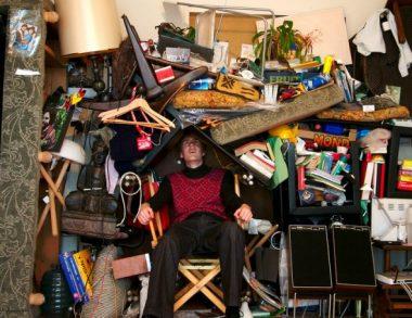 Doctor: Most Compulsive Hoarding Behavior Starts In Childhood, Teenage Years