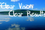 clear vision, clear results quote about clutter