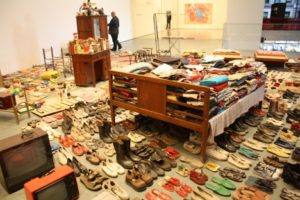 image of shoe collection
