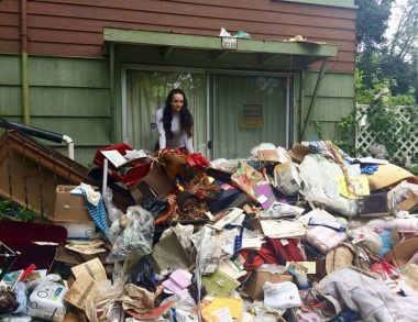 Youngest hoarding specialist in the US takes on the Eastside