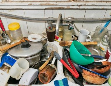 I was raised by a hoarder - and it affects me to this day