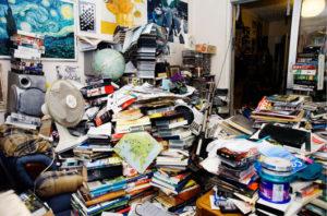 Croydon hoarding example
