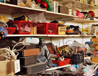 A hoarding success story - how Stephanie Evans turned her home around
