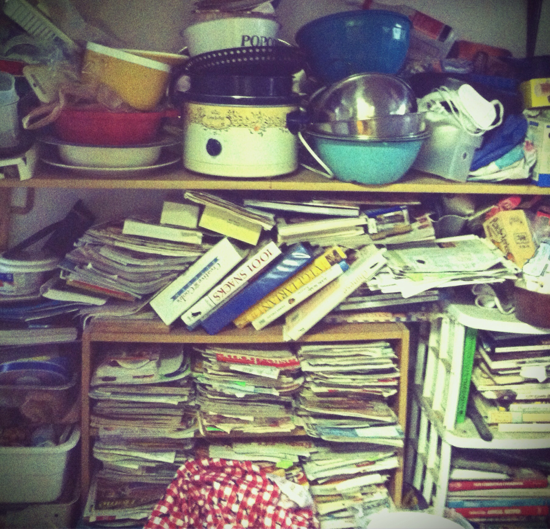 misconception of hoarding