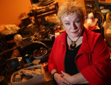 Ottawa's Elaine Birchall has written the book on hoarding
