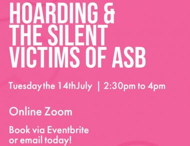 Hoarding & the Silent Victims of ASB