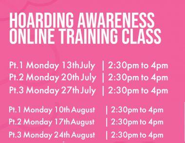 Hoarding Awareness Online Training Class