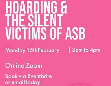 Hoarding & the Silent Victims of ASB - FREE