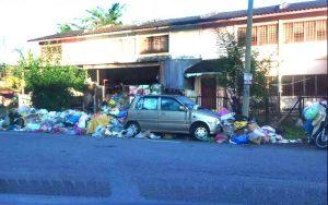 Car rubbish