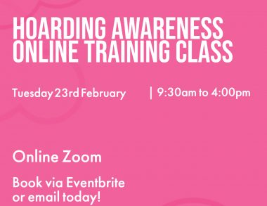 CPD Accredited Hoarding Awareness Online Training