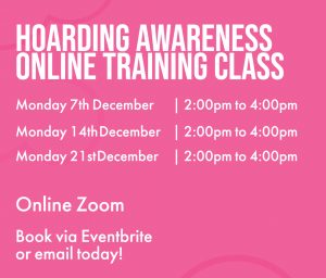 Hoarding Awareness Online training - Clouds End CIC