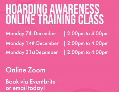 Hoarding Awareness Online Training Course
