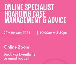 Hoarding Case Management & Advice