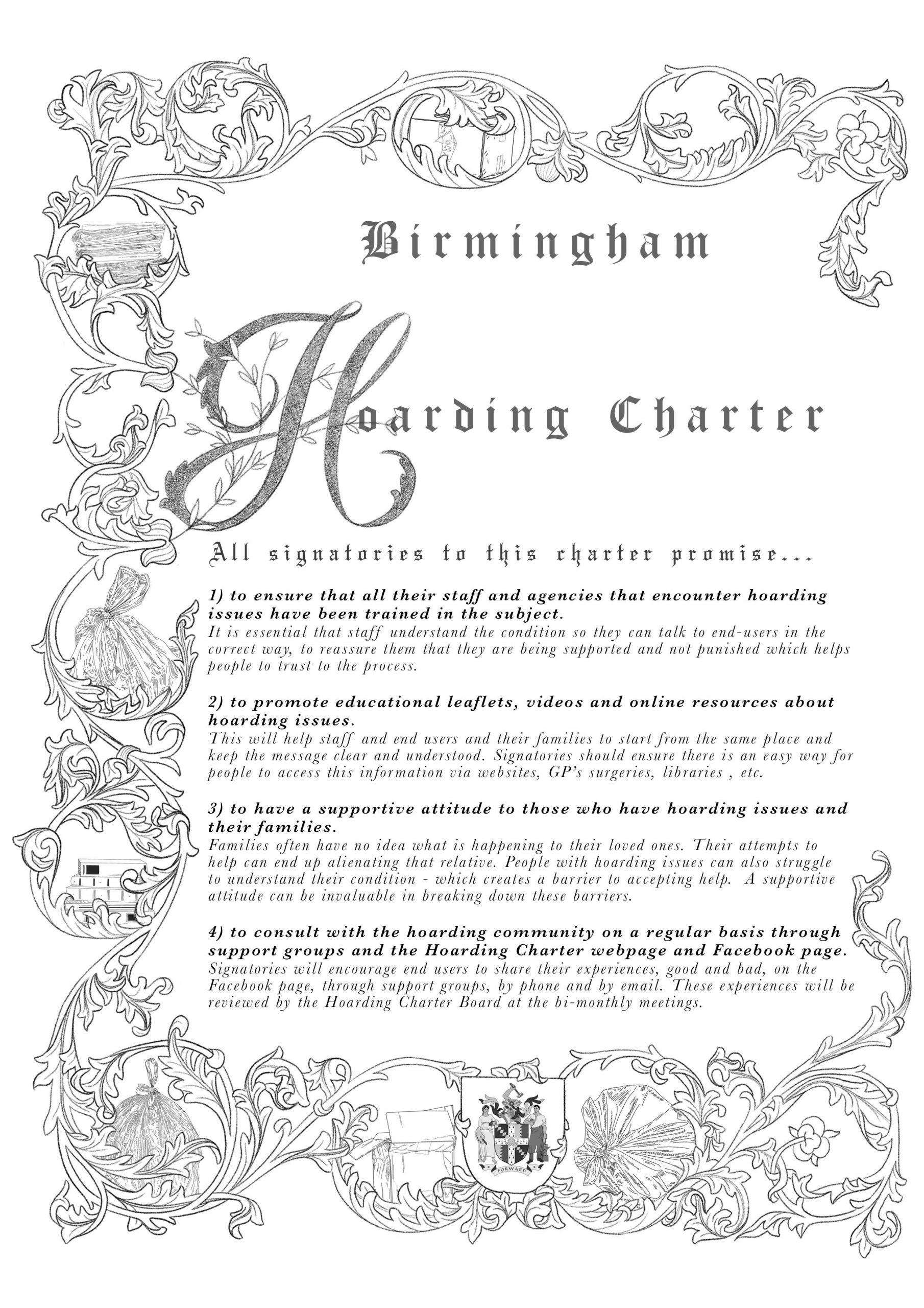 Hoarding Charter - Birmingham