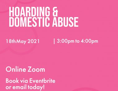 Hoarding and Domestic Abuse- FREE online training