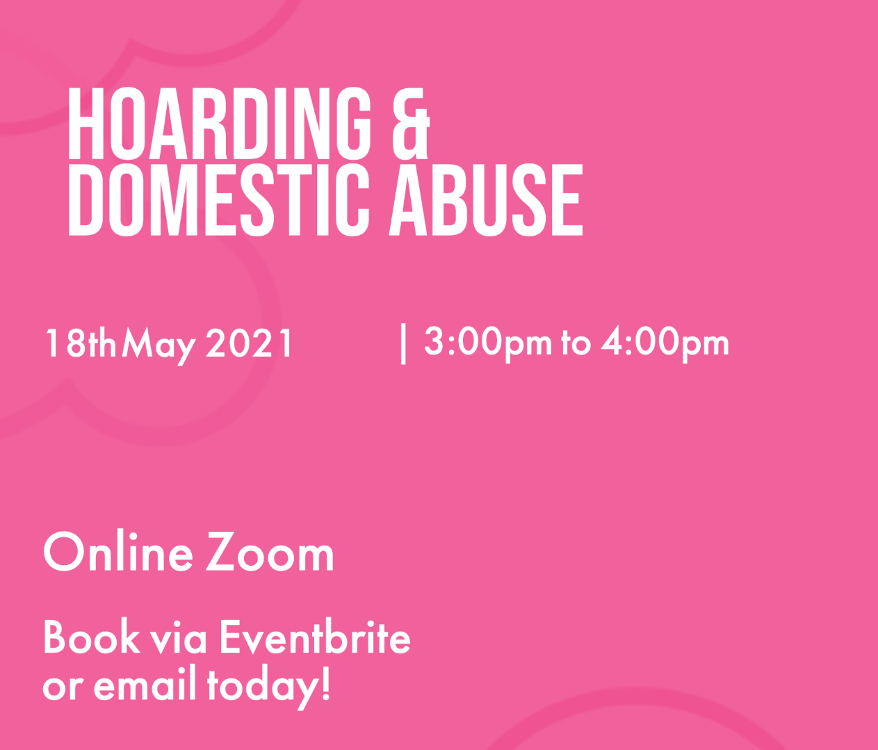 Hoarding and Domestic Abuse