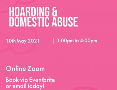 Hoarding and Domestic Abuse - FREE online training