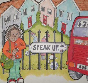 Advocacy Matters - Speak Up Square